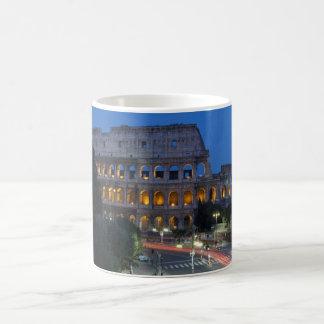 I love Colosseum by night Mugs