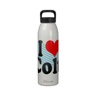 I love Colt Drinking Bottles