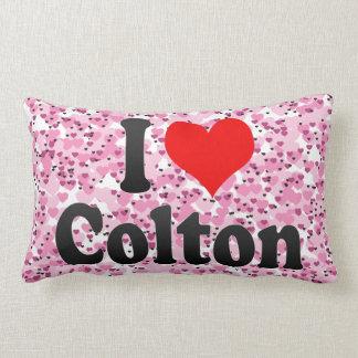 I love Colton Pillow