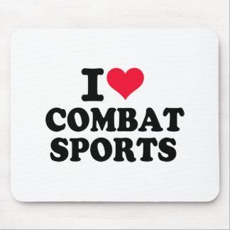 I love Combat Sports Mouse Pad
