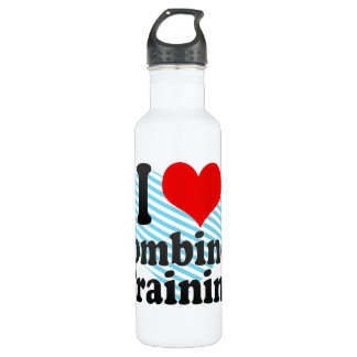 I love Combined Training 24oz Water Bottle