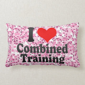 I love Combined Training Pillows