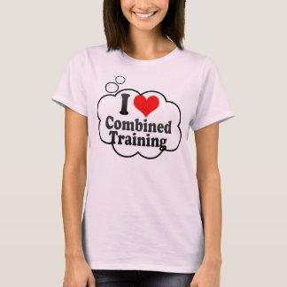 I love Combined Training T-Shirt