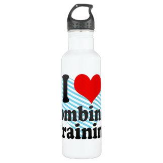 I love Combined Training Water Bottle