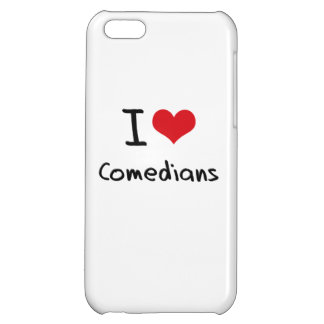 I love Comedians iPhone 5C Cover