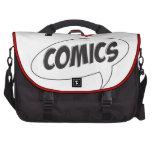 I Love Comics! *Heart* Bag For Laptop