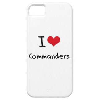 I love Commanders iPhone 5 Covers