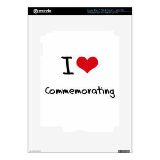 I love Commemorating Skins For iPad 3