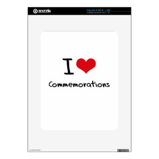I love Commemorations Skins For The iPad