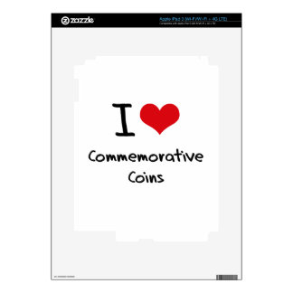 I love Commemorative Coins Decals For iPad 3