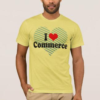 I Love Commerce T-Shirt