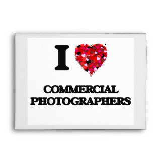 I love Commercial Photographers Envelope