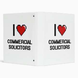 I love Commercial Solicitors Binder