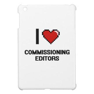 I love Commissioning Editors iPad Mini Covers