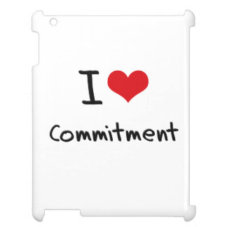 I love Commitment Cover For The iPad 2 3 4