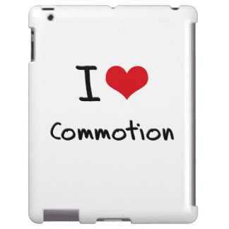 I love Commotion