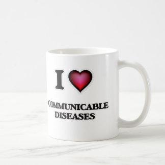 I love Communicable Diseases Coffee Mug