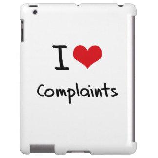 I love Complaints