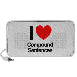 i love compound sentences travel speaker