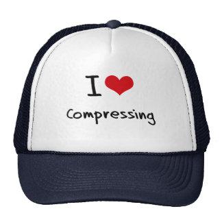 I love Compressing Mesh Hats
