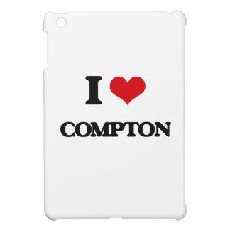 I Love Compton iPad Mini Cases