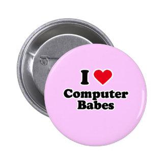 I love computer babes pin