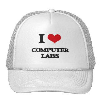 I love Computer Labs Trucker Hats