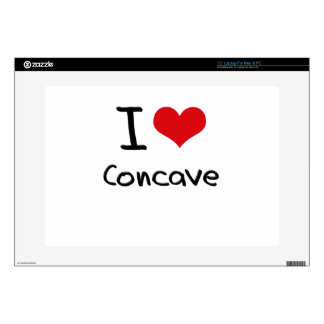 I love Concave Skin For Laptop