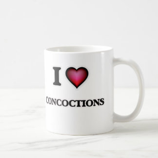 I love Concoctions Coffee Mug