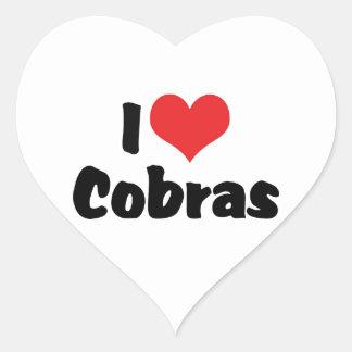 I Love Condors Heart Sticker