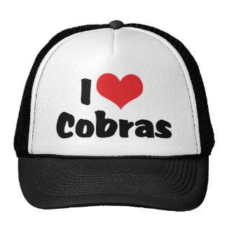 I Love Condors Trucker Hat