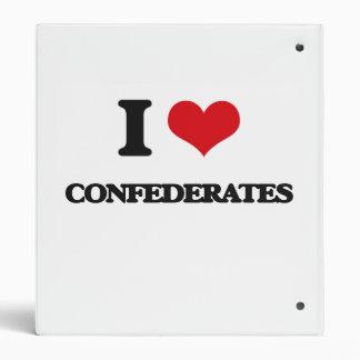 I love Confederates Binders