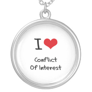 I love Conflict Of Interest Jewelry