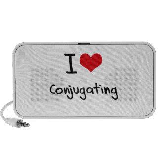 I love Conjugating iPod Speaker