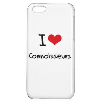 I love Connoisseurs iPhone 5C Cases