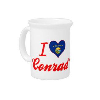 I Love Conrad, Montana Pitcher