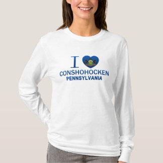 I Love Conshohocken, PA T-Shirt