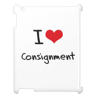 I love Consignment Cover For The iPad