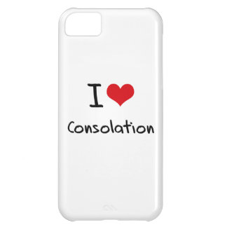 I love Consolation iPhone 5C Case
