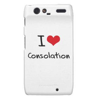 I love Consolation Droid RAZR Cover