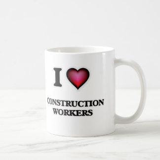 I love Construction Workers Coffee Mug