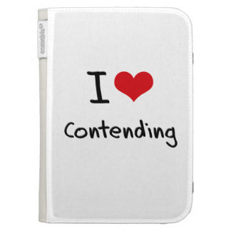 I love Contending Cases For The Kindle