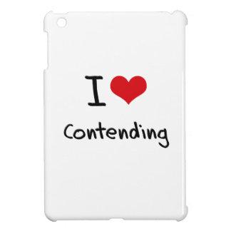 I love Contending iPad Mini Cover