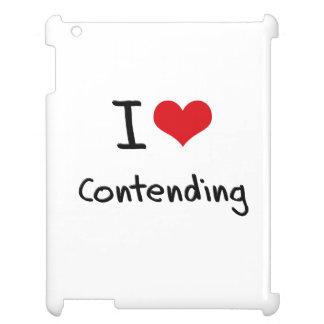 I love Contending iPad Cases