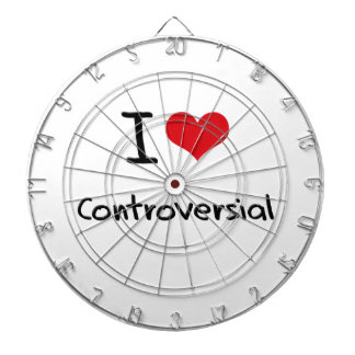 I love Controversial Dart Boards