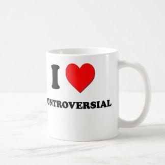 I love Controversial Coffee Mug