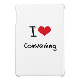 I love Convening iPad Mini Covers