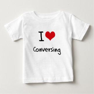 I love Conversing Tee Shirts