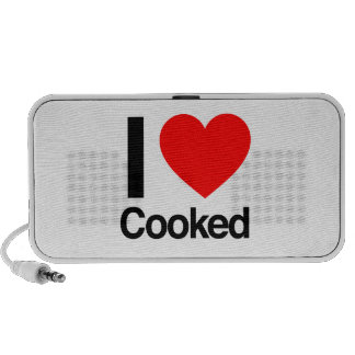 i love cooked iPod speakers
