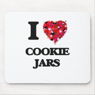 I love Cookie Jars Mouse Pad